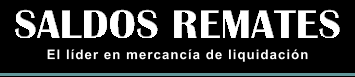 Saldos Remates Logo