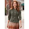wholesale chadwicks ruffle front jacket
