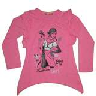 wholesale girls tee shirt