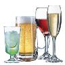 closeout glassware