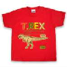 wholesale kids t rex tee