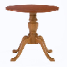 discount pedestal table
