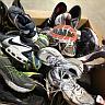 calzado deportivo usado