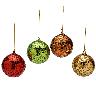 closeout xmass ornaments